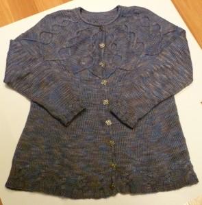 2011 Rhinebeck Sweater, Full