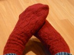 Serpentine Socks, 3