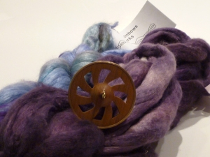 Spindle and Fiber